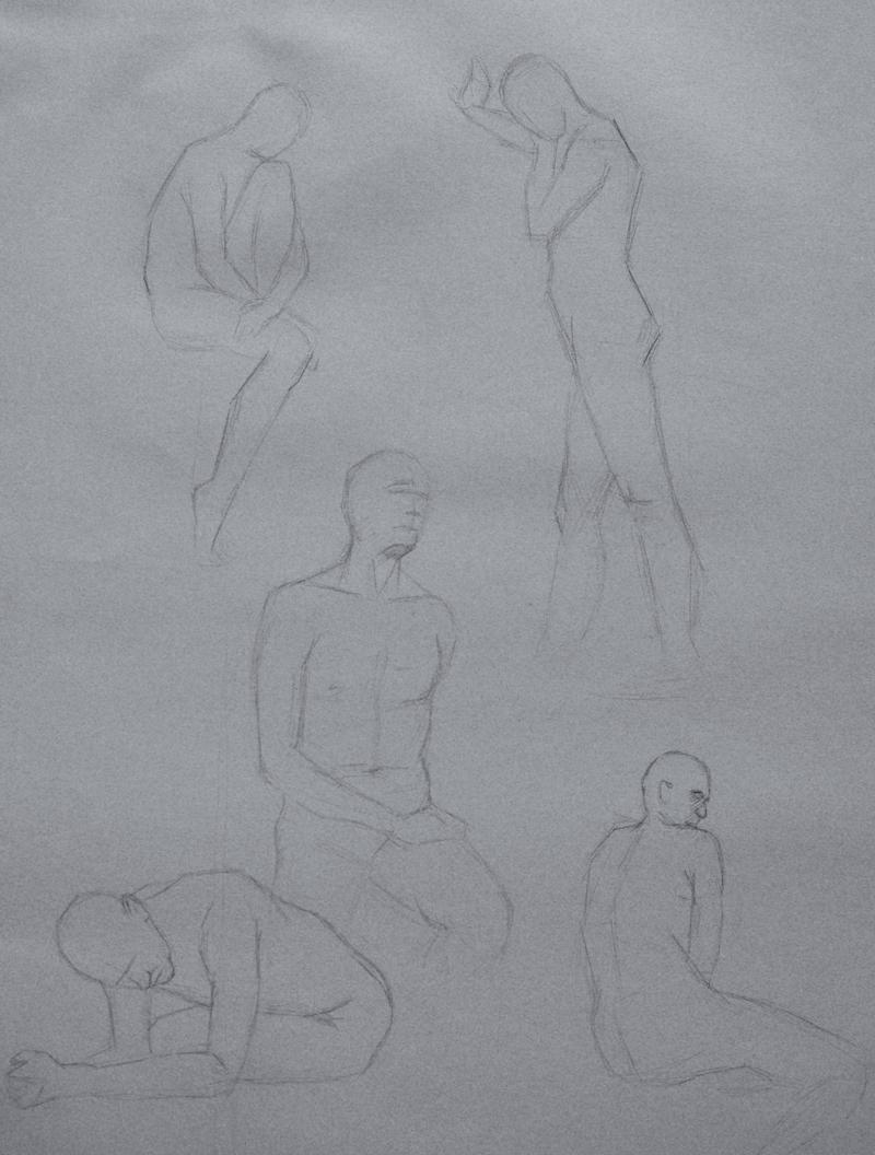 dessin-graphite-modele-vivant