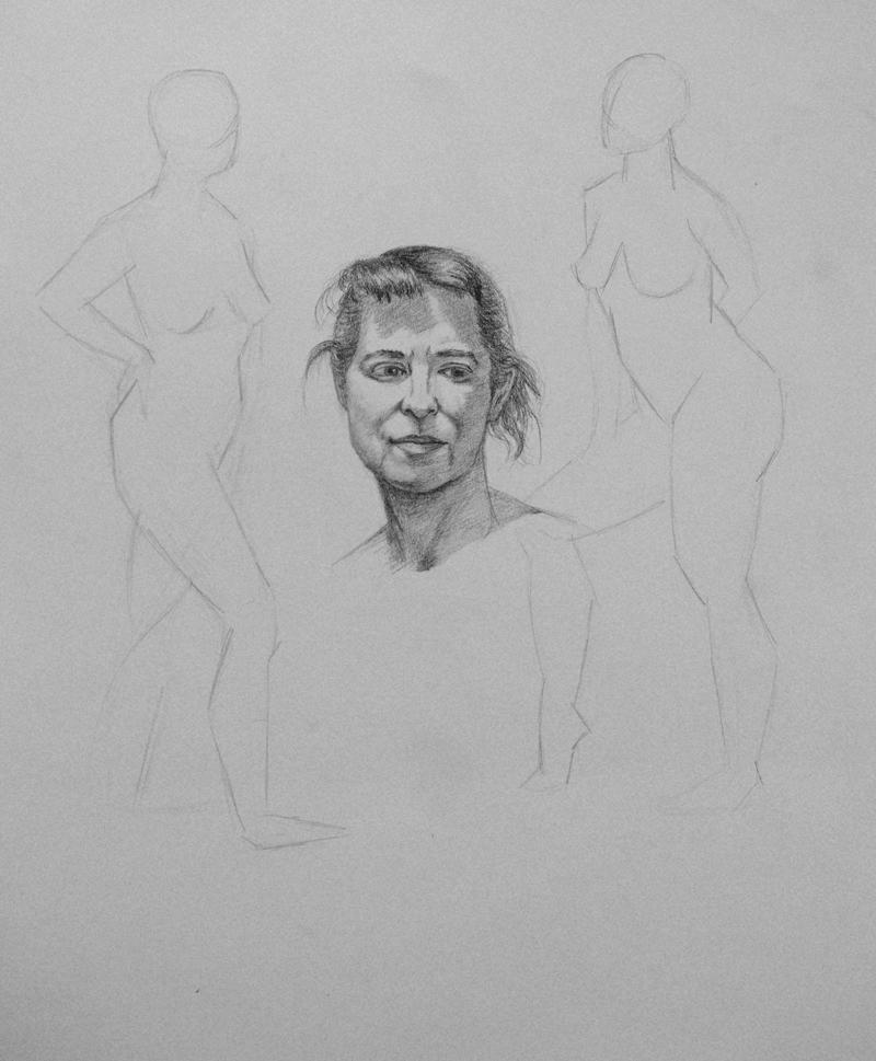 dessin-graphite-modele