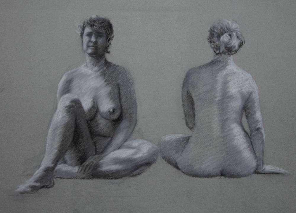 dessin-fusain-craie