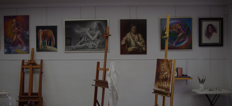 atelier académie des beaux-arts